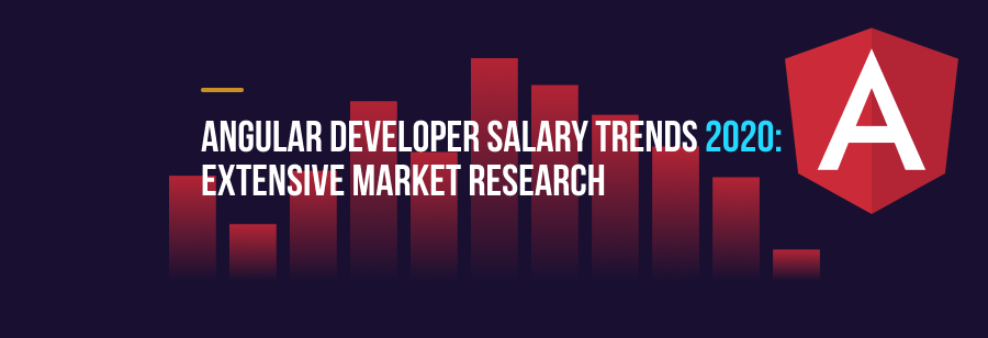Angular developer salary research