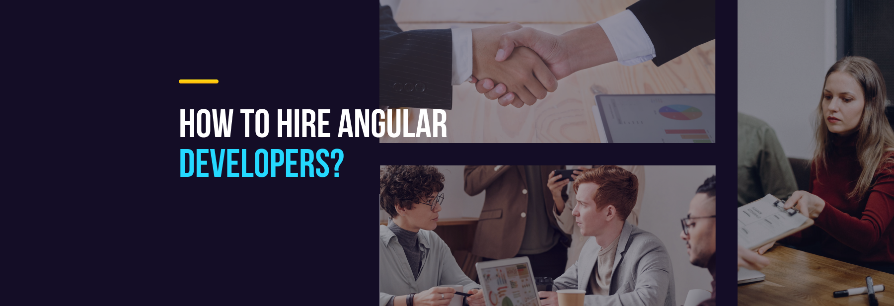 how to hire angular developers