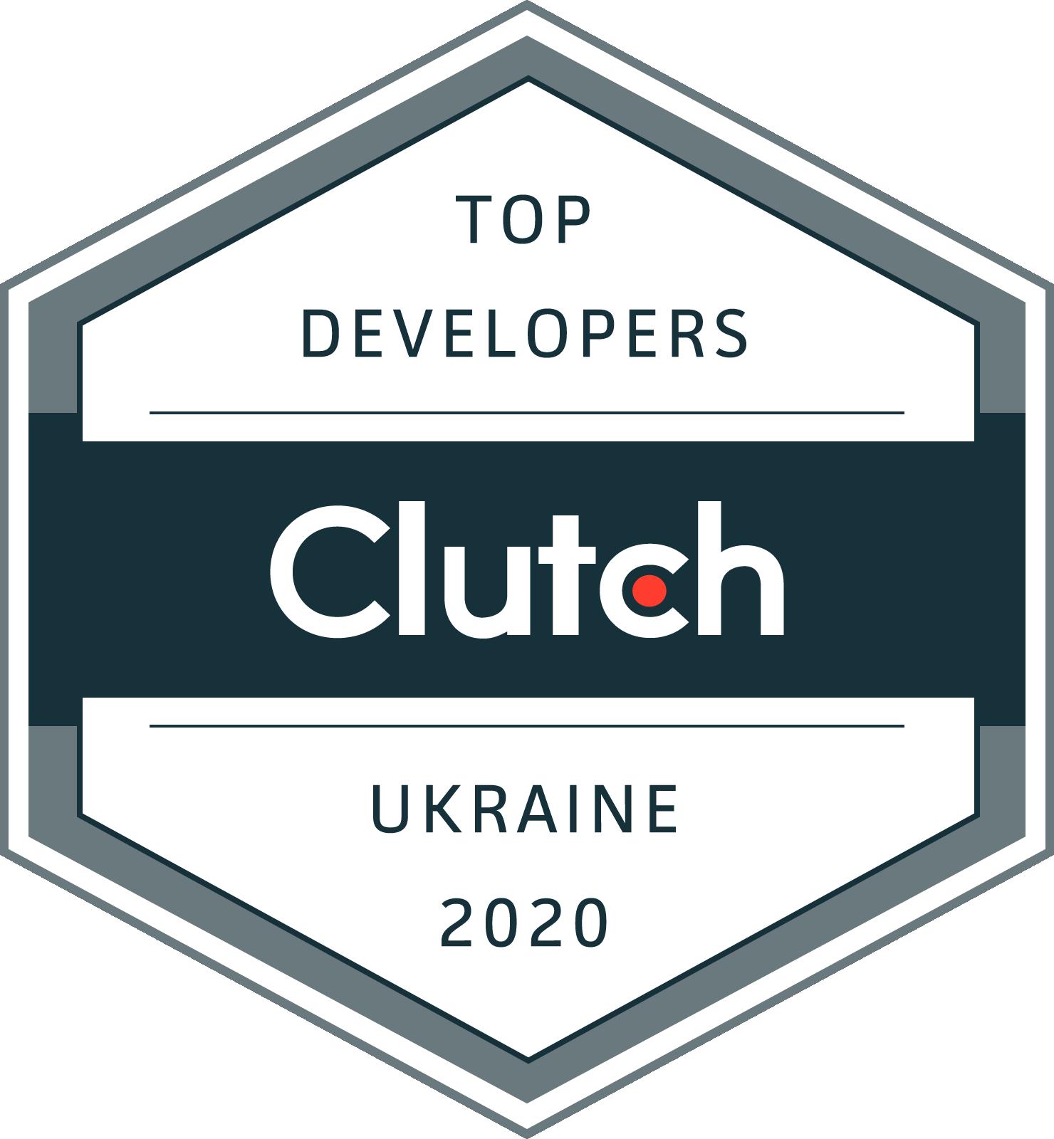 Top Developers 2020