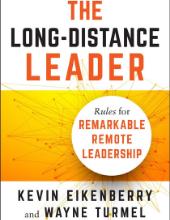 long distance leader